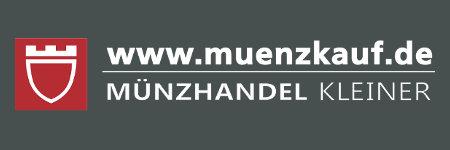 Werbebanner von Muenzkauf.de