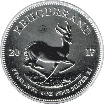 Silber Krügerrand 2017